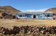 Village de la péninsule de Chucuito