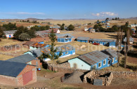 Village aymara, Chicuito
