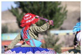 Danse du Wititi, Colca