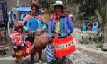 Femmes quechuas à Pisac