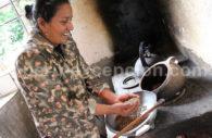 Préparation des graines de café, Huayopata