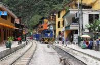 Accès au Machu Picchu