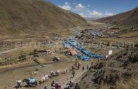 Départ de Mahuallane, pèlerinage de Qoyllurit'i