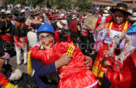 Célébration Cusco, Pérou