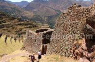 Ruines incas de Pisac