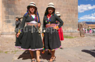 Tenues traditionnelles, Cusco