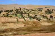Paysage de la région de Cusco, Pérou