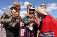 Diversité ethnique du Pérou
