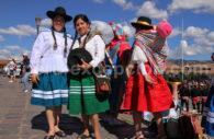 Tenue de fête, Pérou