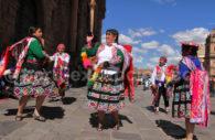 Danse traditionnelle, Pérou