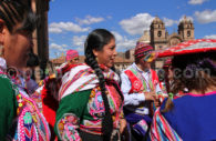 Scène de rue, Cuzco