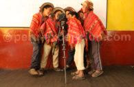 Photo de classe, Cusco