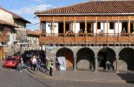 Architecture coloniale, Cuzco