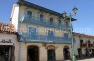 Héritage coloniale, Pérou