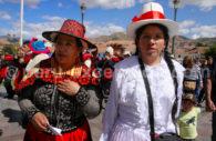 Habitantes de Cuzco