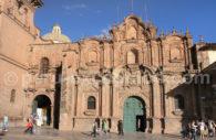 Bâtiment emblématique de Cusco