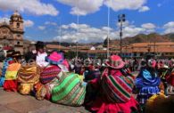 Fête ethnique, Cusco