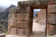 Construction inca, Pisac