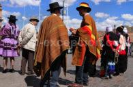 Poncho en laine, Cuzco