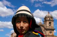 Portrait Cusco, Pérou