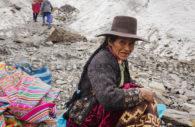 Cérémonies au pied du glacier, Qoyllur Riti