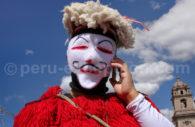 Costume de fête, Cusco