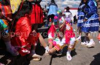 Fête des communautés péruviennes