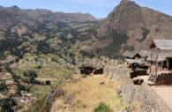 Village de Pisac, Vallée sacrée