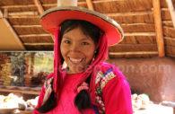Habit traditionnel, région de Cusco