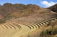 Agriculture à flanc de colline