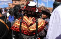 Habits de cérémonie, Pérou