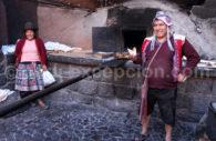 Boulanger, région de Cusco