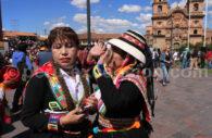 Tenue d'apparat, Cusco