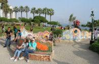 Parc de l'Amour, Lima