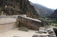 Visite de la forteresse d'Ollantaytambo