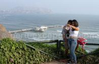 Vue sur l'Océan Pacifique, Lima