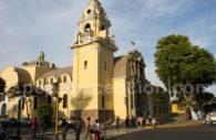 Parroquia San Francisco de Asis, Barranco