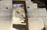 Construction inca, Vallée Sacrée