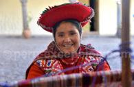 Tenue traditionnelle péruvienne