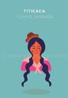 Femme ayamara, Lac Titicaca