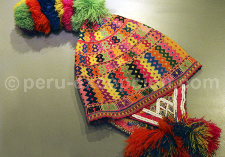 Chullo, emblème de la culture andine