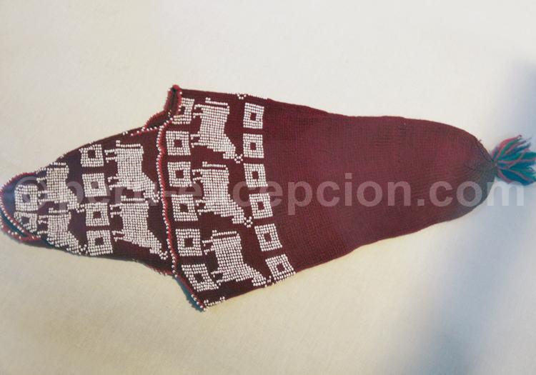 Bonnet de cérémonie, Chayacullo