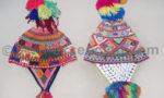 Chullo, bonnet péruvien