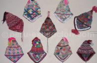 Bonnets péruviens ou chullos
