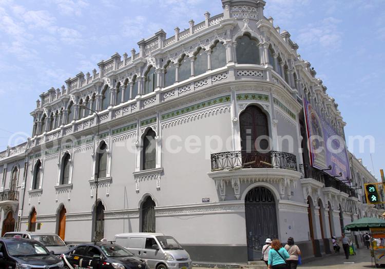 Casona Sal y Rosas, Lima