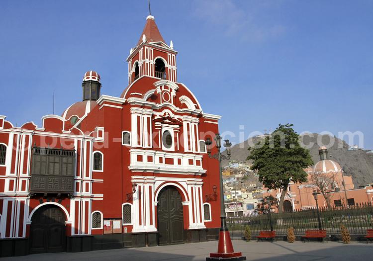 Eglise Santa Liberata, Lima