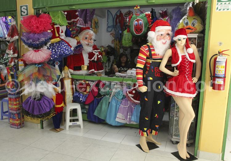 Shopping à Lima