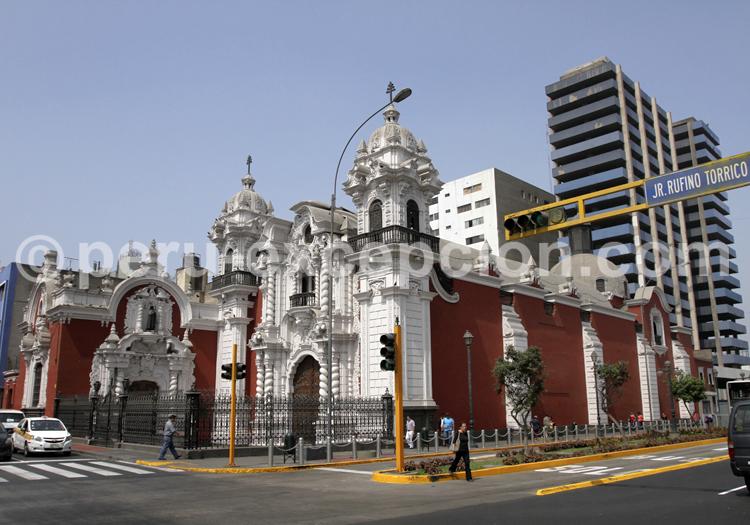 Eglise de San Marcelo
