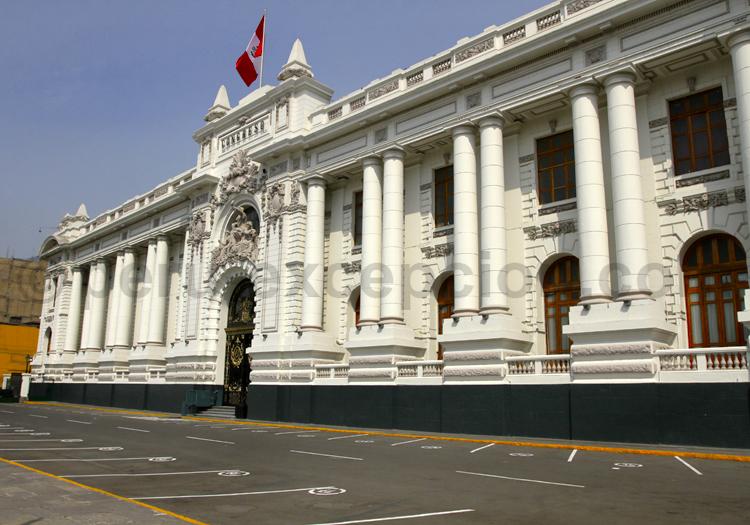 Palais législatif du Pérou