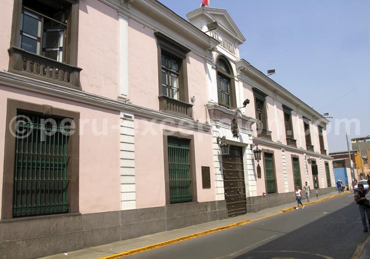 Centro histórico, Lima